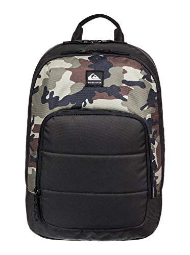 Quiksilver Men's Burst II Backpack, CRUCIAL CAMO, 1SZ