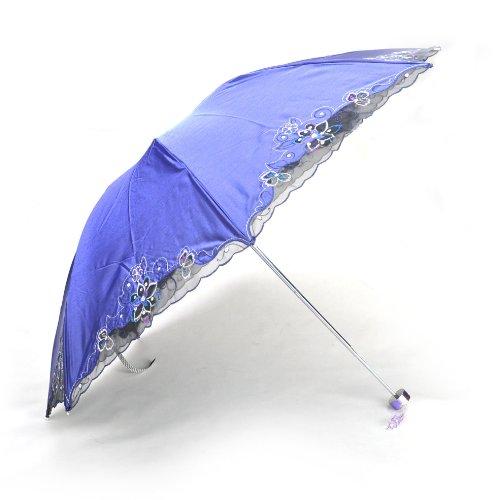 TopTie Sun Shade Anti-uv Umbrella UV Protection Folding Parasol