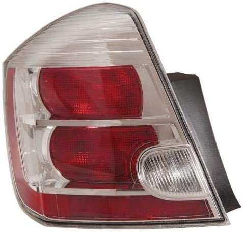 Go-Parts outlet - for 2010 2012 Nissan Sentra Tail Rear Max 76% OFF As Light Lamp