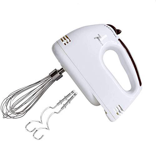 Elektrohandmixer 7-Gang Leichte Hand Whisk für Küchen-Backen-Kuchen Mini-Ei Sahne Speisen Beater Handmixer Schlag Creamer Stirrer Backen Haushaltshand Kleine Appliance Eggbeater