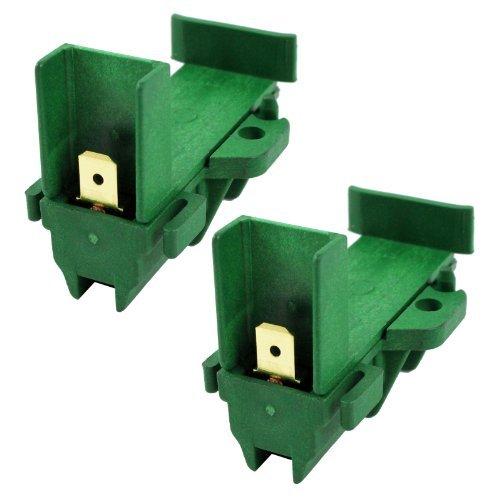 Beko Kohlebürsten für den Motor von Waschmaschine L24Mf7, 1 Paar, (2Stück)