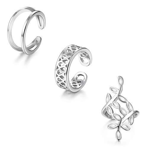 Milacolato Cuff Earrings 925 Sterling Silver Ear Cuff Earrings 18K Gold Plated Handmade Non-Piercing Helix Cartilage Jewelry Minimalist Cuff Earring for Women