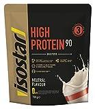 Isostar High Protein 90 - proteína en polvo de alta calidad - proteína en polvo con aminoácidos y calcio para una construcción muscular efectiva - neutral, 700 g