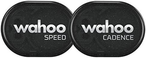 Wahoo RPM Fahrrad Geschwindigkeits und Trittfrequenzsensoren