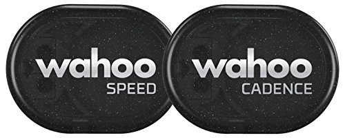 Wahoo Outdoor and Indoor Cycling Speed and Cadence/RPM Sensors