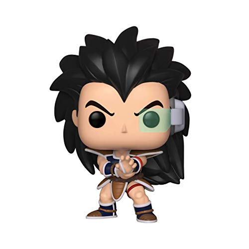 Funko- Figurines Pop Vinyl: Animation: Dragonball Z S6: Radditz Dragon Ball Collectible Figure, 39699, Multi
