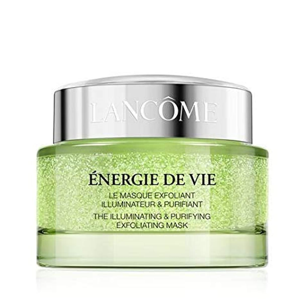 賢い帝国コンデンサーランコム Energie De Vie The Illuminating & Purifying Exfoliating Mask 75ml