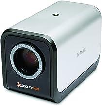 D-Link DCS-3415 Network Camera 640 x 480 Pixeles - Cámara de vigilancia (0,38 LX, 1/2-1/10000 s, CCD, 25,4/4 mm (1/4