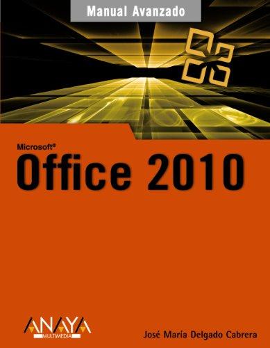 Office 2010 (Manual Avanzado)