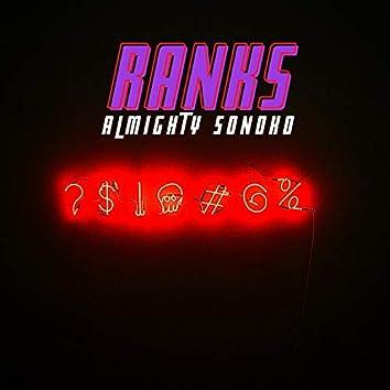 Ranks (feat. Sonoxo)