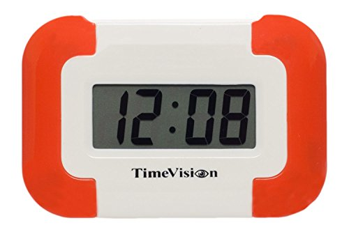 TimeVision ShakeAwake Vibrating Alarm Clock