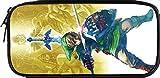 LINGJIA La Leggenda di Zelda Scatola Penna Rossa di Zelda Net Scatola di Penna Femminile Semplice Matita Caso Maschile Studenti delle Scuole Elementari