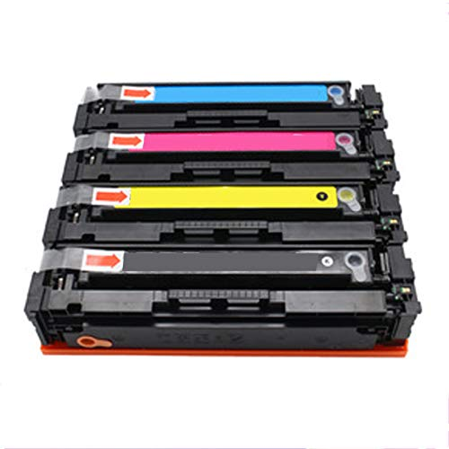 Compatible para HP CF510A Reemplazo del cartucho de tóner para HP Color LaserJet Pro MFP M180 M180N M181 M181FW Impresora Negro...
