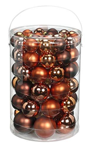Inge-glas 15183e460–MO Albero Gancio, Vetro, Colori Assortiti, 22,2x 22,2x 31,8cm