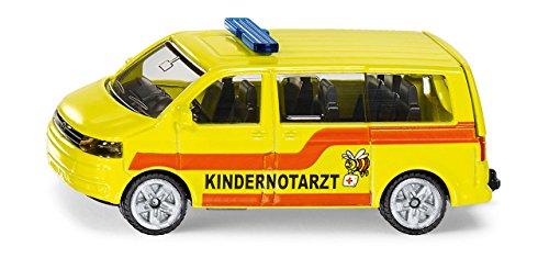 Siku 1462 - Kinder-Notarztwagen (farblich sortiert)