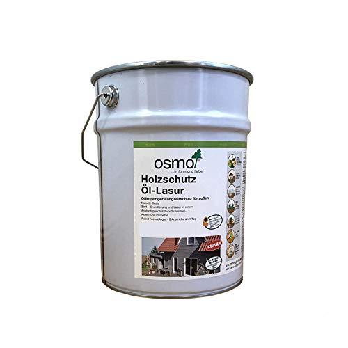 オスモ ウッドステインプロテクター 10L オスモ&エーデル オスモ 木部 屋外用 自然塗料 おすも OSMO ウッドデッキ DIY (707 ウォルナット)