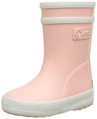 Aigle Unisex-Kinder Baby Flac Gummistiefel, Pink (GUIMAUVE), 19 EU