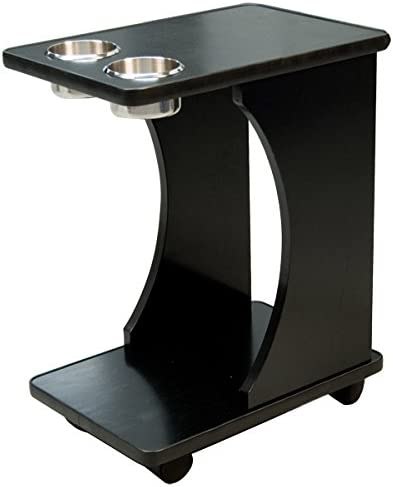 Classic Poker Table Drink Black Color Las Vegas Mall Ranking TOP20 Carts