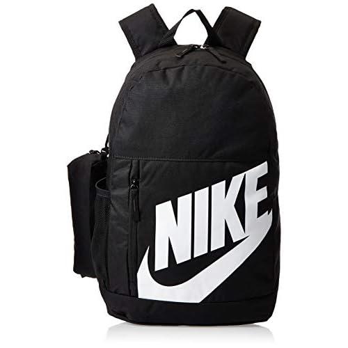 Nike Elemental - Fa19 Zaini Black/Black/White One Size