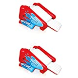 Intex Kool Splash Inflatable Pool Slide Play Center with Sprayer, Red (2 Pack)