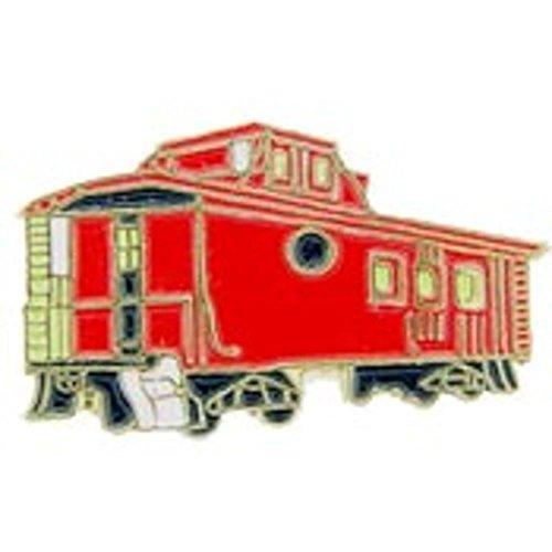 "CP Huntington Caboose Pin Red 1"""