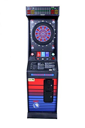 Löwen Dart HB8 SM96 Turnier Sport - Juego de dardos (8 jugadores, modelo de 2018)