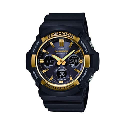 Casio Reloj Analogico-Digital para Hombre de Cuarzo con Correa en Resina GAW-100G-1AER