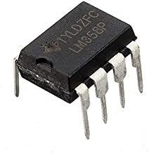 Electronic Module LM358P LM358N LM358 DIP-8 Chip IC Dual Operational Amplifier 5Pcs