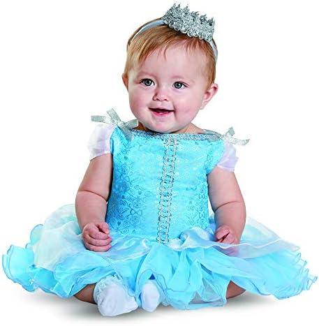 Cinderella dress for baby girl _image4