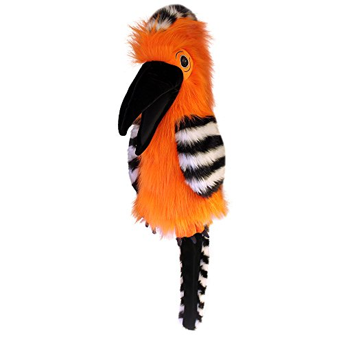 The Puppet Company Large Birds Hoopoe Bird Hand Puppet