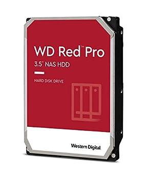 WD Red Proシリーズ HDD NAS専用ハードディスクドライブ