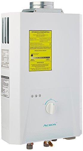 Acros AK71211Q Boiler de Paso de 1 Servicio con Gas Natural, blanco