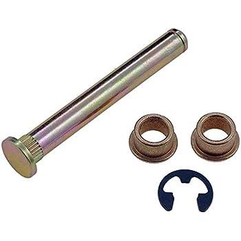 APDTY 49512 Door Hinge Pin /& Bushing Kit 12392848