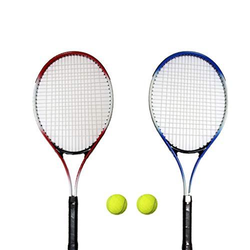 Raqueta de Tenis para Adultos Raqueta de Tenis Raqueta de Tenis de Entrenamiento Profesional Masculino Raqueta de 27 Pulgadas