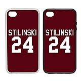 Toasted Merch iPhone 6+ Plus 24 Stilinski | Clip on Phone