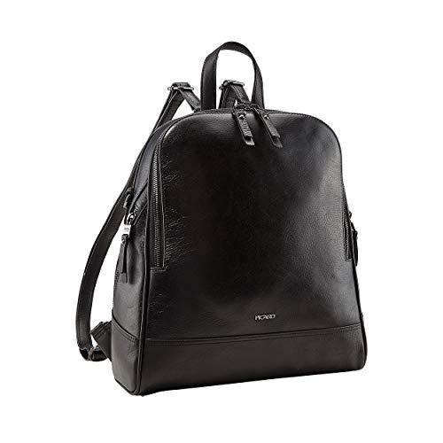 Picard Backpack Jackie Cuir 33 x 27 x 11 cm (H/B/T) Femme Sacs à Dos (9698)
