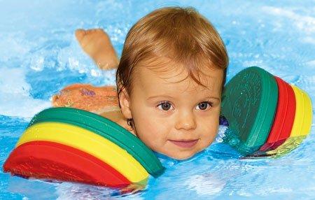 Delphin® Schwimmscheiben Für Kinder (6 Scheiben)