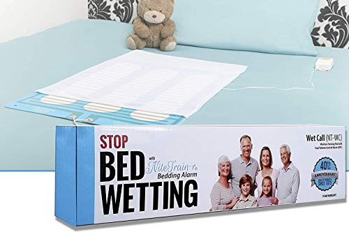 Wet Call Bed Pad Bedwetting Alarm