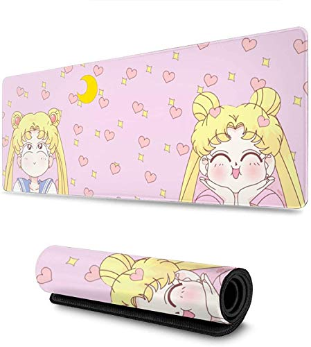 Sailor Moon Custom Mouse Pad Anime Mouse Mat Home Office Computer Gaming Mousepad