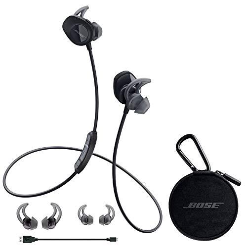 Bose SoundSport wireless headphones: wireless earphone drip / Bluetooth · NFC correspondence / with remote control microphone black SSport WLSS BLK [domestic regular goods]