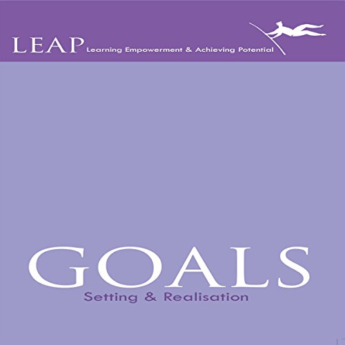 GOALS audiobook cover art