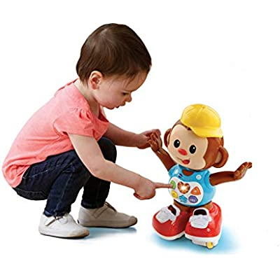 ➤ Cheap 'VTech 80 505973 Chase Me Casey, Multi Colour