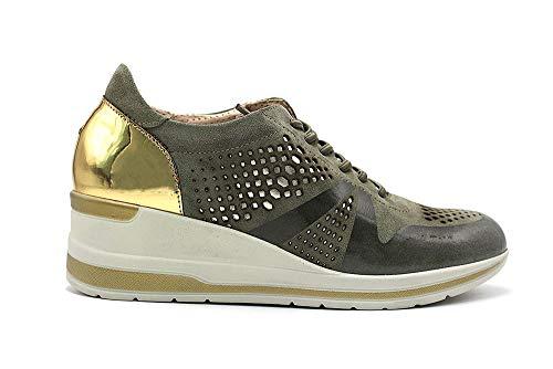 PITILLOS - Zapatos PITILLOS 6111 SEÑORA Verde - 38