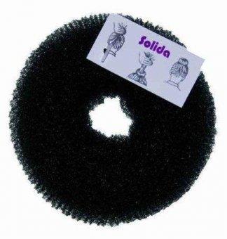 Solida Knotenring Très Petite, Environ 6 Cm, Couleur Noir, dunkel, extra klein,