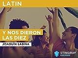 Y nos dieron las diez in the Style of Joaquín Sabina