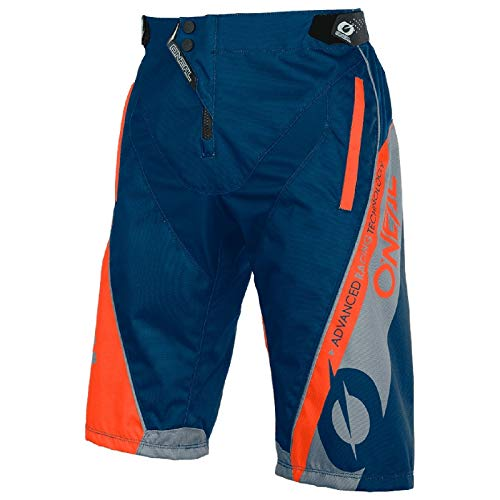 O'NEAL Element Hybrid FR MX DH MTB Short Hose kurz blau/orange 2020 Oneal: Größe: 34 (50)