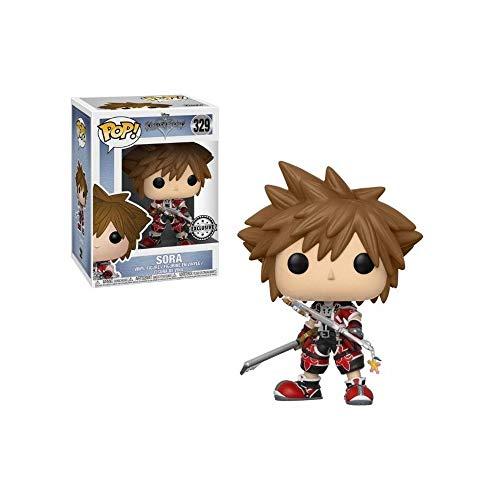 Funko Figura in Vinile Disney Kingdom Hearts n. 329-SORA Brave, 9 cm, 22935