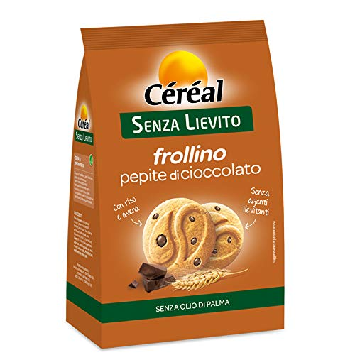 Céréal Frollini Pepite Cioccolato -Senza Lievito 250 g
