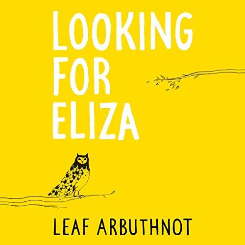 Looking for Eliza audiobook cover art