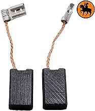 cavo e connettore Con molla 5x8x14,5mm Sostituisce le parti originali 2.604.321.913 Spazzole di Carbone ca-07-29733 per Bosch CSB 550 RE